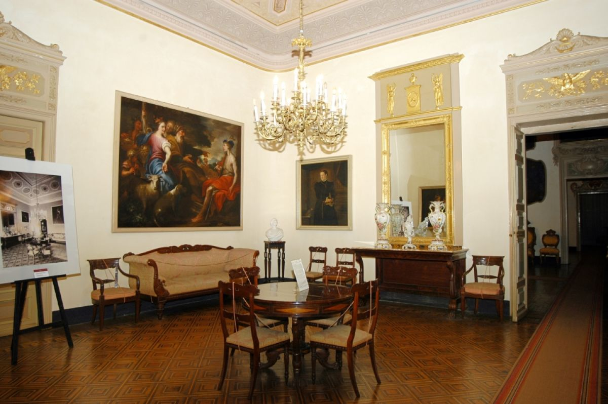 Museo Archeologico di Chiavari - Palazzo Rocca - MiBACT